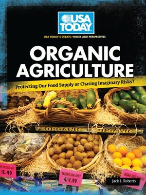 cover image of Organic Agriculture
