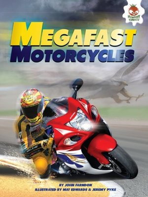 cover image of Megafast Motorcycles