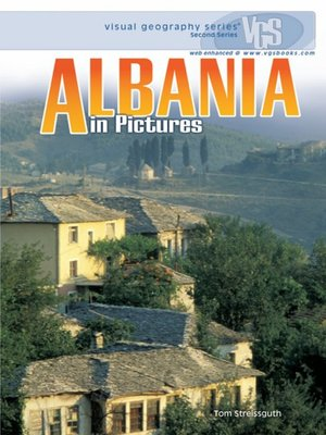 cover image of Albania in Pictures