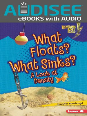 cover image of What Floats? What Sinks?