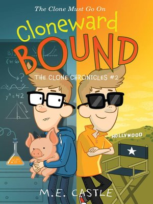 cover image of Cloneward Bound