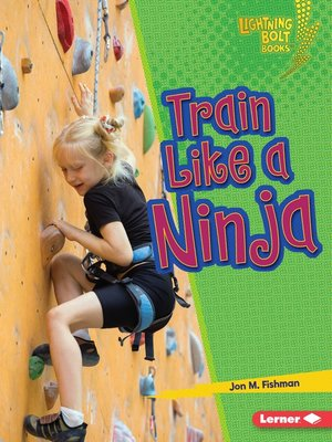 cover image of Train Like a Ninja