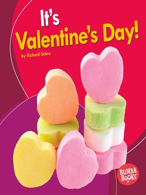 cover image of It's Valentine's Day!