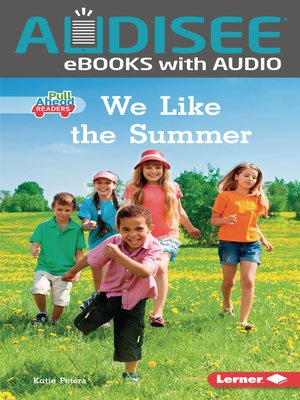 cover image of We Like the Summer
