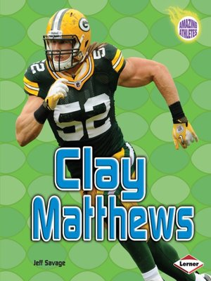 cover image of Clay Matthews