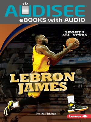 cover image of LeBron James