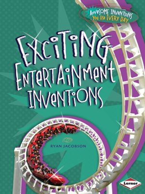 cover image of Exciting Entertainment Inventions