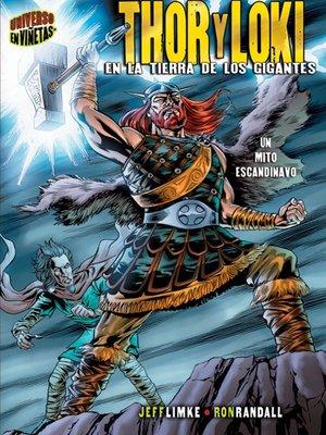 cover image of Thor y Loki (Thor & Loki)