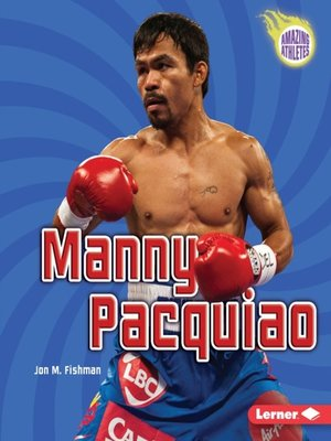 cover image of Manny Pacquiao