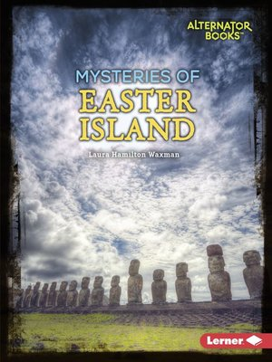 cover image of Mysteries of Easter Island