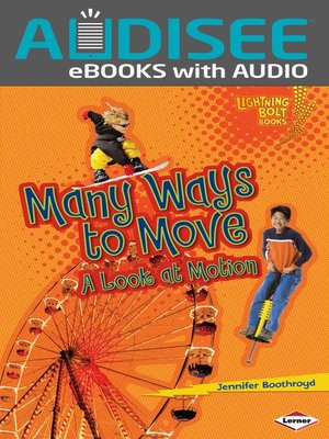 cover image of Many Ways to Move