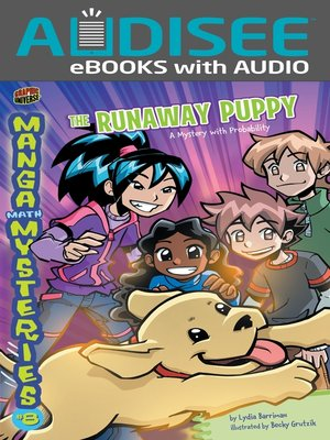 cover image of The Runaway Puppy