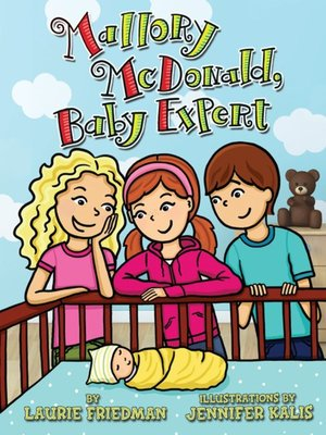 cover image of Mallory McDonald, Baby Expert