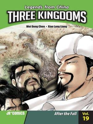 cover image of Three Kingdoms, Volume 19