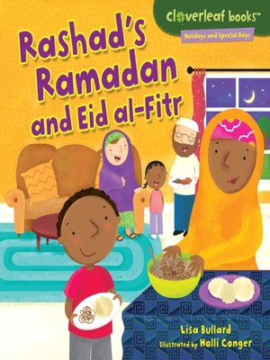 cover image of Rashad's Ramadan and Eid al-Fitr