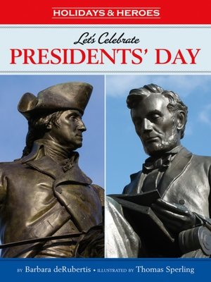 cover image of Let's Celebrate Presidents' Day