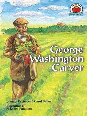 cover image of George Washington Carver