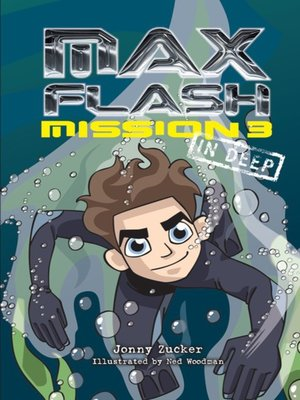 cover image of Mission 3: In Deep
