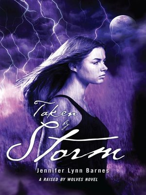 cover image of Taken by Storm