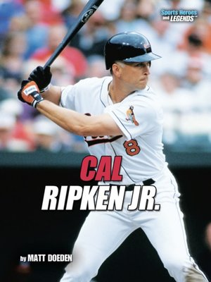 cover image of Cal Ripken Jr.