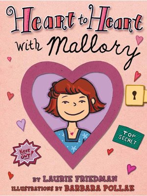 cover image of Heart to Heart with Mallory