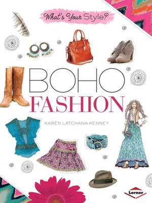 cover image of Boho Fashion