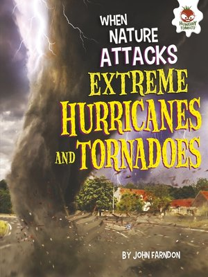 cover image of Extreme Hurricanes and Tornadoes
