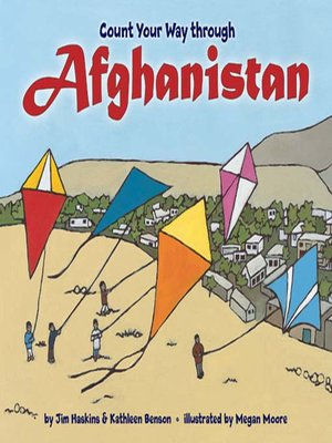 cover image of Count Your Way through Afghanistan