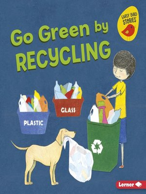 cover image of Go Green by Recycling
