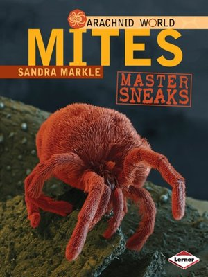 cover image of Mites