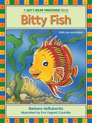 cover image of Bitty Fish