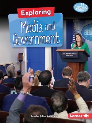 cover image of Exploring Media and Government