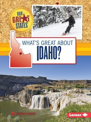 cover image of What's Great about Idaho?