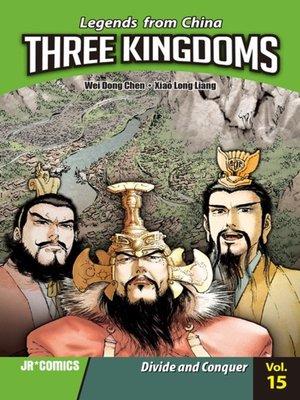 cover image of Three Kingdoms, Volume 15