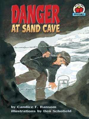 cover image of Danger at Sand Cave