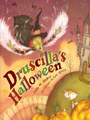 cover image of Druscilla's Halloween