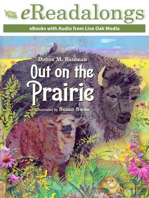 cover image of Out on the Prairie
