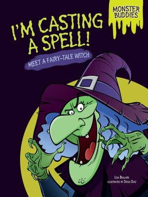 cover image of I'm Casting a Spell!