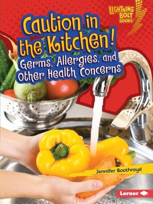 cover image of Caution in the Kitchen!
