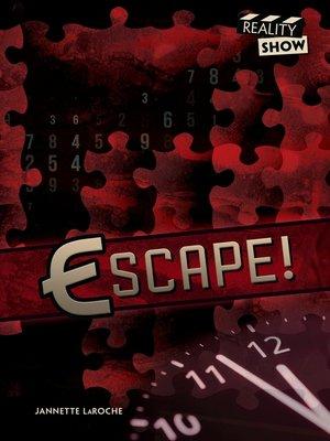 cover image of Escape!