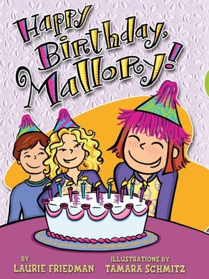 cover image of Happy Birthday, Mallory!