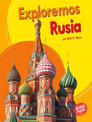 cover image of Exploremos Rusia (Let's Explore Russia)