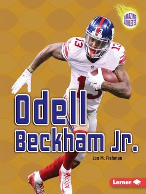 cover image of Odell Beckham Jr.