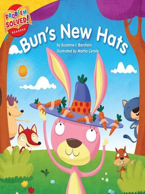 cover image of Bun's New Hats