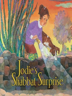 cover image of Jodie's Shabbat Surprise