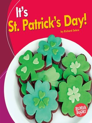 cover image of It's St. Patrick's Day!