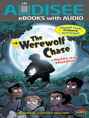 cover image of The Werewolf Chase