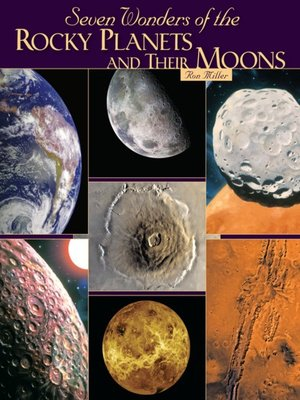 cover image of Seven Wonders of the Rocky Planets and Their Moons