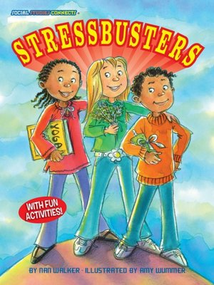 cover image of Stressbusters
