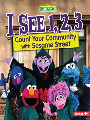 cover image of I See 1, 2, 3